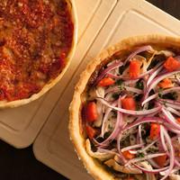 エール ビアアンドピッツァ - ピザは全部で6種ル!