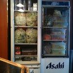 けやき - '10・02・16 材料が冷蔵庫から丸見え…