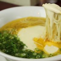 らぁ麺フロマージュ(リゾットご飯付)