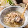 やきとりセンター - 料理写真:やきセン 本気の水炊き