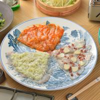 心・技・体 うるふ - 味付けは、オリジナルの「ネギ塩」「にんにく」「辛子味噌」「梅肉」「醤油麹柚子」