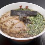 黒亭 - ラーメン 680円