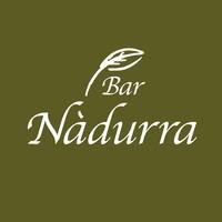 バー ナデューラ - お店のロゴ。看板になっています。