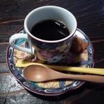 田舎 - コーヒー