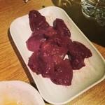 焼肉とワイン 李苑 - レバー!うまし!!