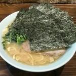 一乃利 - らーめん650円海苔増し+100円  14/11/27
