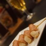串鳥のワイン酒場 TANTO - 串とビァ