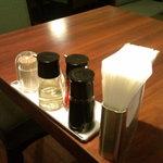チャイナ厨房 - テーブルセット