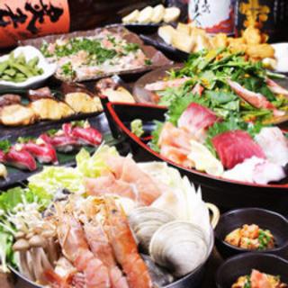 人気♪飲み放題付宴会コースは、2980円~ご用意!