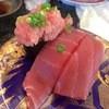 回転寿司 まつりや - 料理写真:まぐろ3点盛り