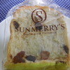 サンメリー - 料理写真:レーズンパンハーフ¥175-