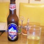 インド・ネパール料理 NAMASTE - アイス ビール