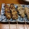 あづまっ子 - 料理写真:やきとり、とり皮  旨い!