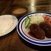 レストラン喫茶 ぷらむ - 料理写真:ビーフクリームコロッケ定食