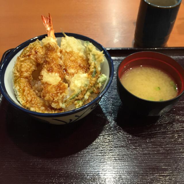 天丼てんや 聖蹟桜ケ丘店