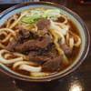 中村屋 - 料理写真:馬肉うどん