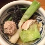 あやとり - バリうます!松茸さまは味が重厚でございます!!(>_<)