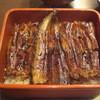喜久川 - 料理写真:鰻特重\3800