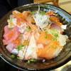 味新 - 料理写真:海鮮丼