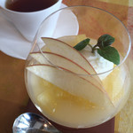 デリシャスキッチン ピース - 料理写真:本日のデザート(¥300)