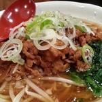 肉肉ラーメン - 肉肉ラーメン 中盛り 2014.11