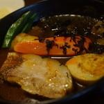 天竺 - 角煮