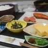 かくと徳島屋旅館 - 料理写真:朝飯