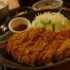 おふくろの味 3・5食堂 - 料理写真:ジャンボメンチカツ定食
