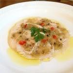 シェ・ホシノ - 若鶏のカルパッチョ