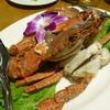 北海漁村 - 料理写真:石蟹の蒸し物
