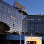 にいづ - ホテル入口
