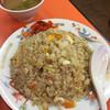 蓬来 - 料理写真:チャーハン小盛