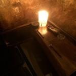 ワインバー繭 - 2名席の個室。カップルにはぴったり。デートにはドキドキの距離感です!