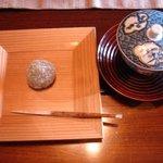 かよう亭 - 料理写真:柚子餅