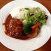 フィカルーム - 料理写真:ランチハンバーグプレート950円