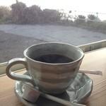 岬 - ブレンドコーヒー500円