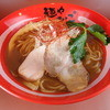 麺や でこ - 料理写真:味噌そば850円