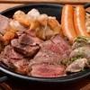バルバル - 料理写真:鹿肉や猪、羊など変わり種の盛り合わせ
