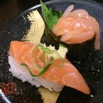 回転寿司喜楽 -