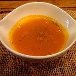 Kope - 料理写真:スパイシーなニンジンスープ!