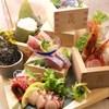 大衆居食家 しょうき - 料理写真:名物!お刺身盛合せ