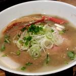 麺と心 7 -  《12月限定》「カニ白湯」