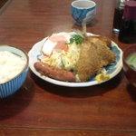 つかさ - 日替り定食(700円)