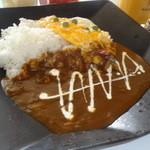 トラねこドンちゃんの台所 - 料理写真:ドンちゃんカレー