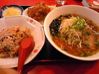 中華料理 大栄飯店