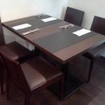 アデニア - 我々のテーブル
