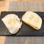 カゼウス - チーズプレート プロボローネ・ドルチェ¥350☆♪