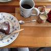 イトウヤコーヒー ファクトリー - 料理写真:ガトーショコラ コーヒーは4種ブレンド