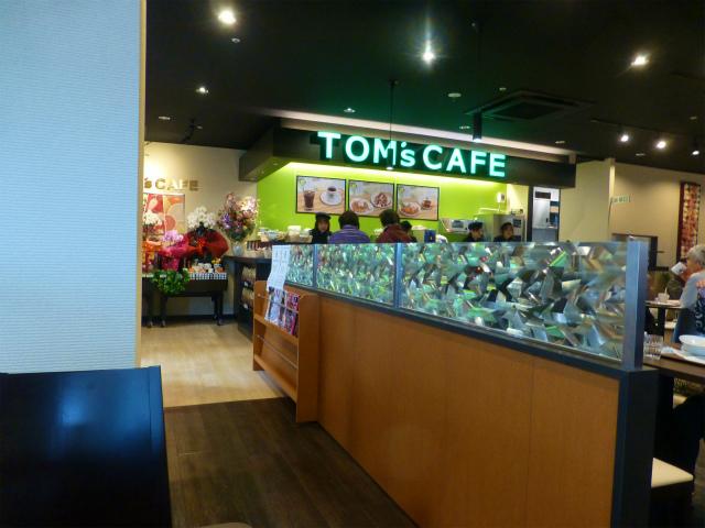 トムズカフェ 蟹江店