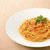 フォーシーズン カフェ - 料理写真:海老のトマトクリームパスタ
